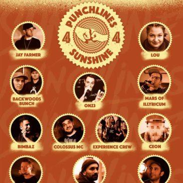 13.4. Punchlines 4 Sunshine im HdB & Holländer | Bruchsal